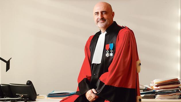 Stéphane Noël: «La perte de confiance dans une justice efficace entraîne  une perte de confiance dans l'État»