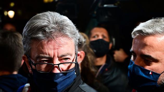 Jean-Luc Mélenchon prend la main à gauche