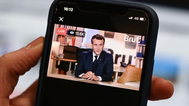 «Avec Brut, Macron brouille sa stratégie régalienne»