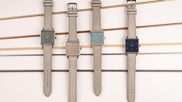 Six montres qui n'arrondissent pas les angles