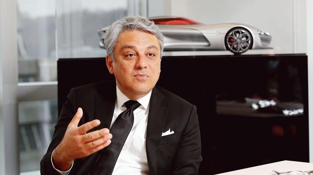 Luca de Meo: «Créer de la valeur dans l'automobile, c'est toujours possible»
