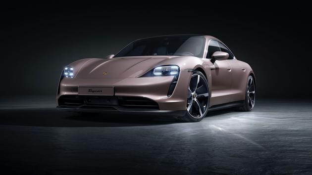 Porsche Taycan, une nouvelle version d'accès