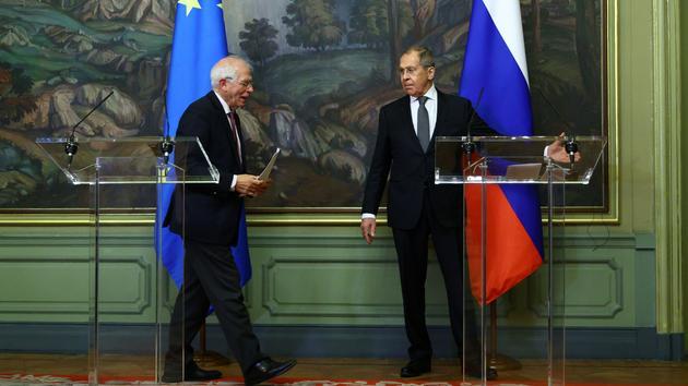 Affaire Navalny: l'UE ambivalente après le camouflet infligé à Josep Borrell en Russie - Le Figaro