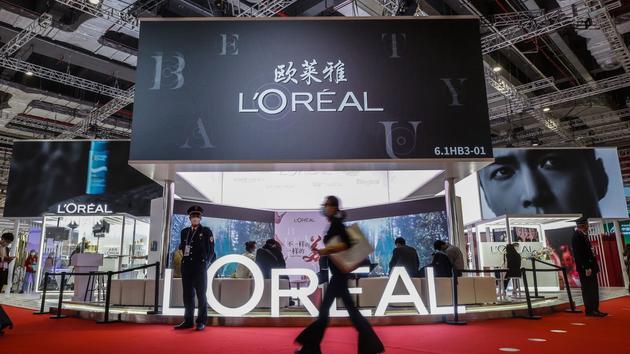 L'Oréal accélère son retour à la croissance - Le Figaro