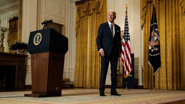 Avec l'Iran en ligne de mire, Joe Biden imprime déjà sa marque au Moyen-Orient - Le Figaro