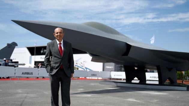 Avion de combat du futur: Dassault espère encore un accord avec Airbus - Le Figaro