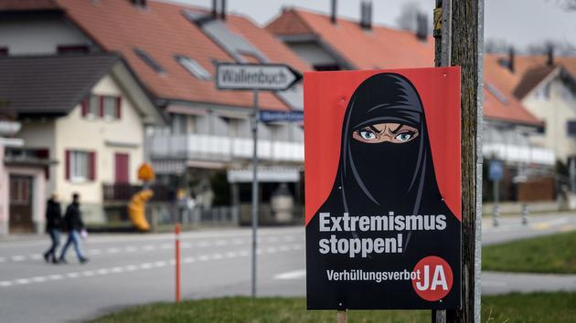 Voile intégral en Suisse: «Le vote populaire est un élément sacré de notre démocratie»