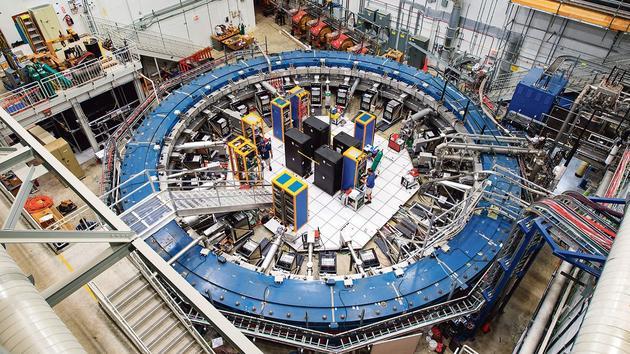 Physique: existe-t-il une 5e force fondamentale inconnue ? Deux anomalies étranges mesurées par des accélérateurs