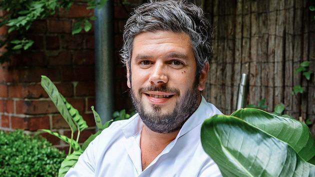 Romain Raffard, cofondateur de Bergamotte, le e-prince jardinier