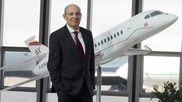 Éric Trappier: «La France doit être fière de son industrie»