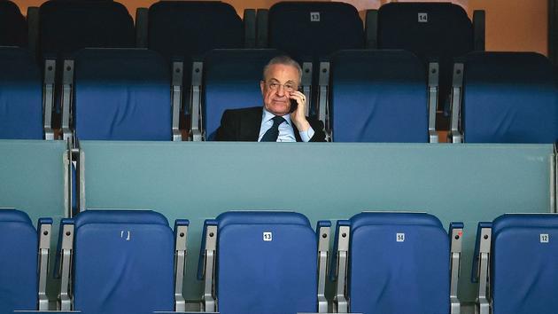 Super Ligue: le surprenant échec du «puissant» Florentino Pérez