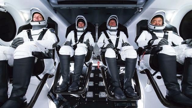 Un astronaute français prêt à entrer dans l'histoire de l'ISS