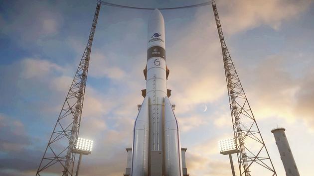 La fusée Ariane accélère vers le réutilisable