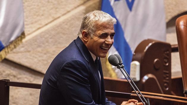 En Israël, Yair Lapid, artisan de la chute de «Bibi»