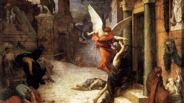 Comment les microbes ont participé à la chute de l'Empire romain