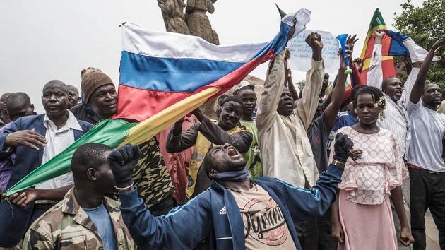 Comment la Russie défie la France au Sahel