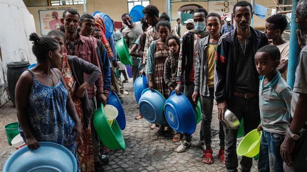 Les Tigréens ne se sentent plus Éthiopiens et rêvent d'indépendance