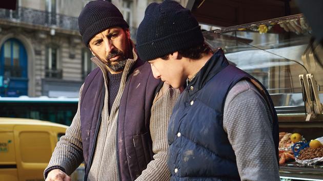Samir Guesmi, au nom du père