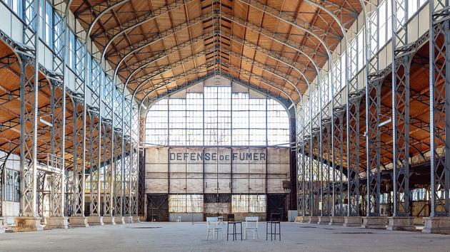 À Meudon, le Hangar Y prend son envol