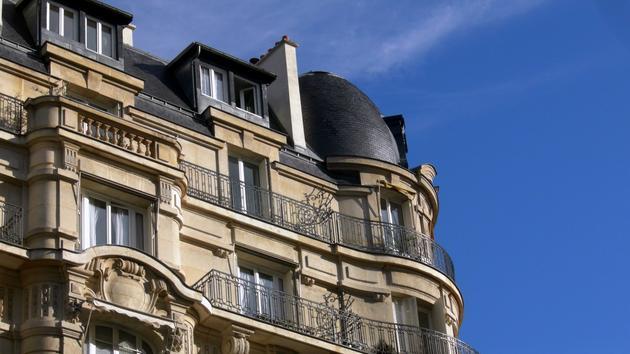 À Paris, le coup de blues des agents immobiliers