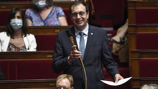 François Jolivet: «Le passe sanitaire, sans doute une première étape»