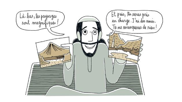 Le jour où j'ai rencontré Ben Laden, de Jérémie Dres: deux jeunes Français en Afghanistan