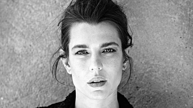 Charlotte Casiraghi: «Mode et littérature se nourrissent l'une de l'autre»