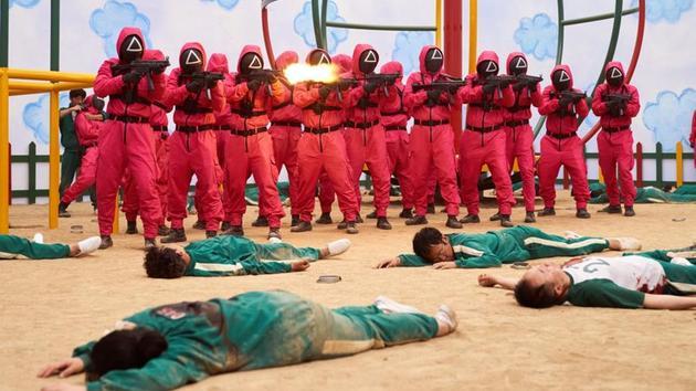 Squid Game, triste jeu de la mort et du calamar sur Netflix