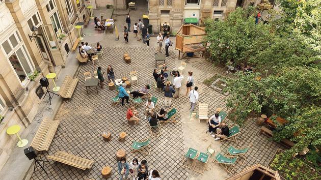 Apprendre à jardiner avec la Mairie de Paris