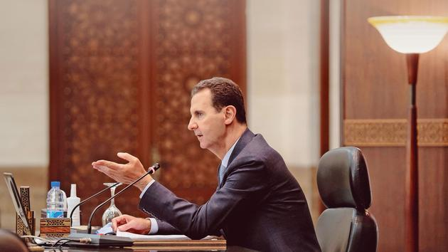 Bachar el-Assad en voie d'être réintégré à la Ligue arabe