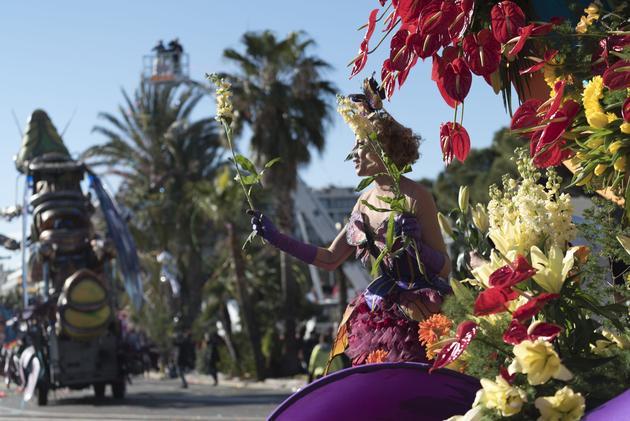 Carnaval de Nice 2020: une édition couture sous l'égide du «roi de la mode»