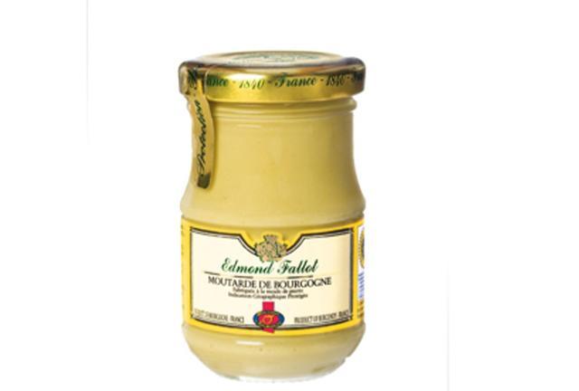 Derrière l'étiquette : la moutarde