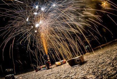 Gare aux pétards et aux feux d'artifices !