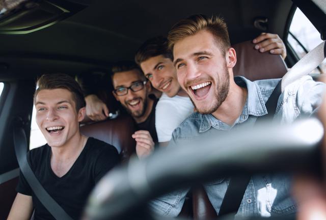 Transporter trop de passagers dans sa voiture est désormais sévèrement sanctionné