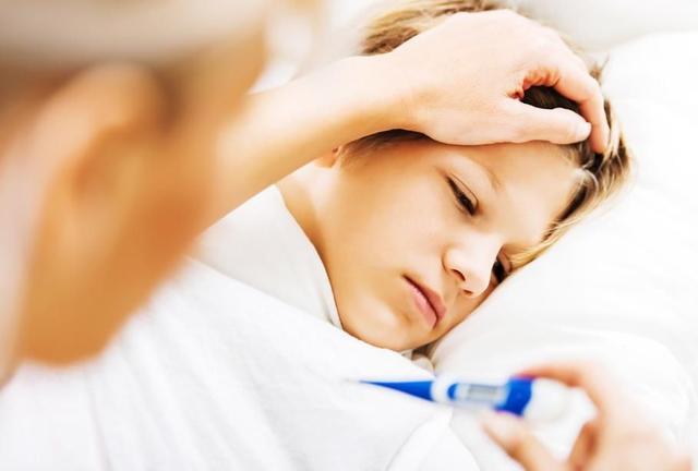 Réagir à la fièvre de l'enfant