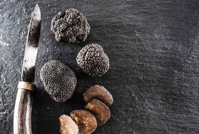 Truffes: fraîches, sous vide ou en boîte