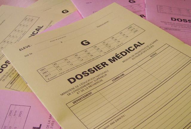 La famille peut obtenir le dossier médical d'un défunt