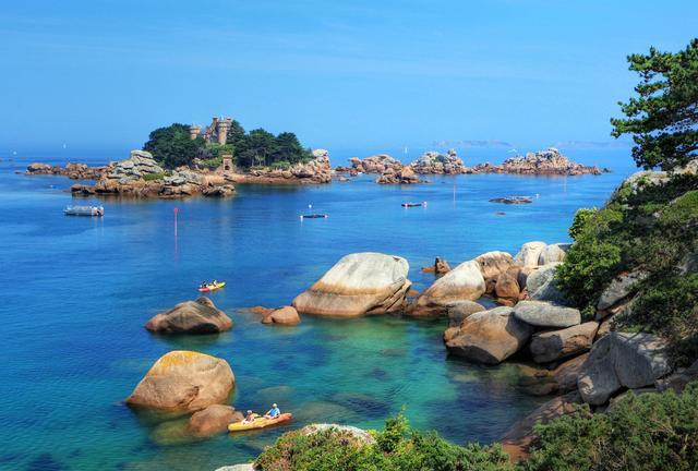 Et si j'achetais une île en Bretagne
