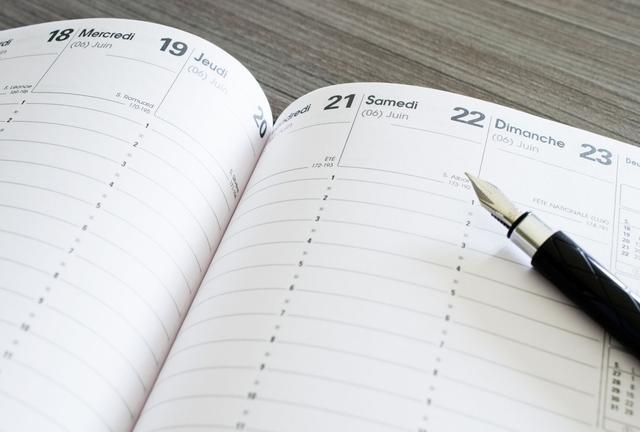 2019 offre quatre longs week-ends, grâce aux jours fériés