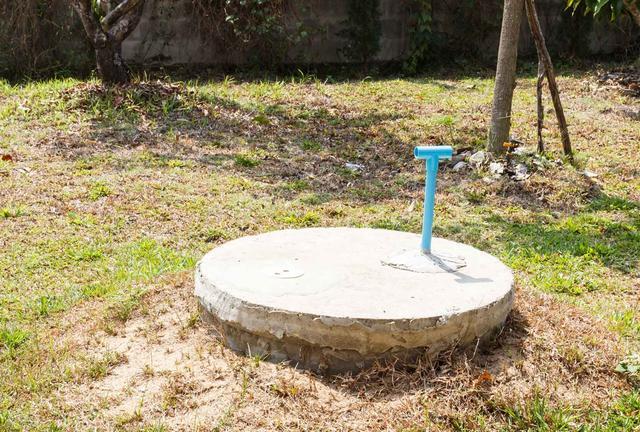 L'entretien de la fosse septique