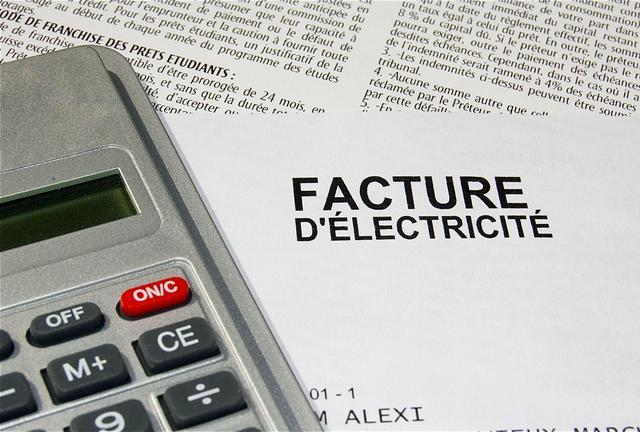 Une hausse de 6 % des prix de l'électricité est envisagée