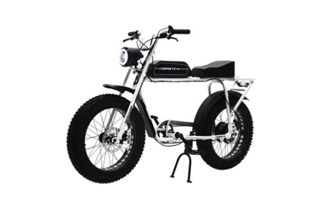 Testé pour vous : le vélo électrique  LITHIUM CYCLES? Super 73 SG1, le vélo qui se prenait pour une moto