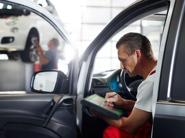 Contrôle technique : votre diesel peut y rester