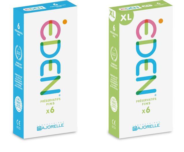 Eden®, le premier préservatif remboursé par l'Assurance maladie