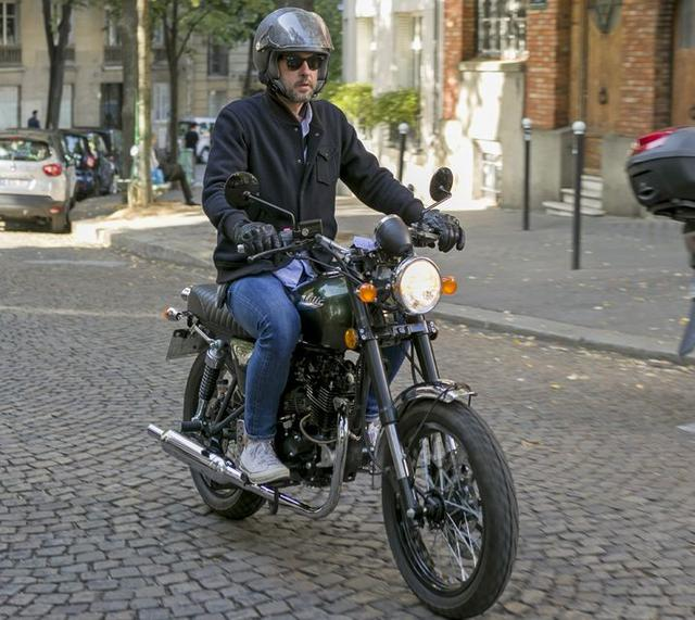 Motos 125cm3 retour vers le passé
