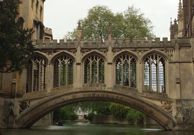Le campus de Cambridge regorge d'endroits historiques