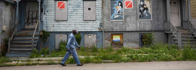 Ces quartiers fantômes qui hantent les Etats-Unis, 10 ans après les subprimes