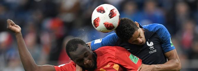 Coupe du monde : quand le jeu de tête brouille le cerveau des footballeurs