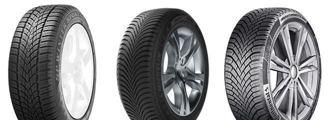 Comparatif des meilleurs pneus hiver