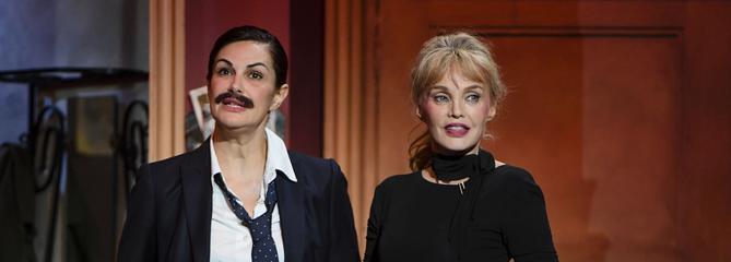 Helena Noguerra: «Je suis un garçon manqué»